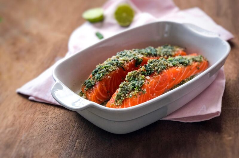 How to make homemade cured salmon