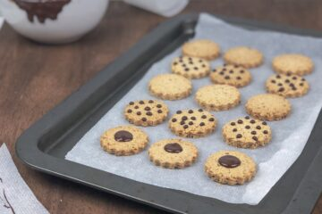 naturally gluten free shortbread cookies