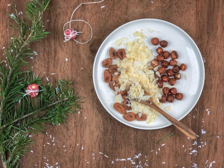 Grain free coconut granola