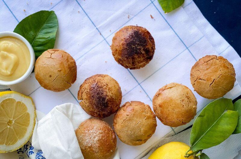 Italian cream pastries: Pasticciotti