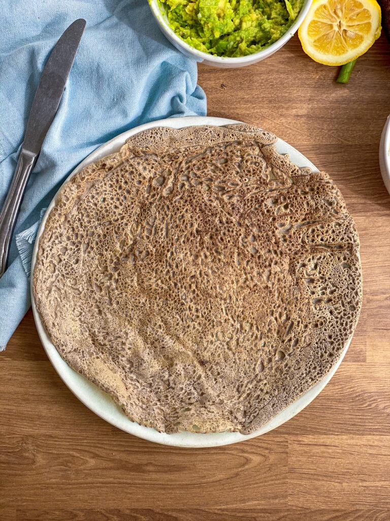 Buckwheat wraps