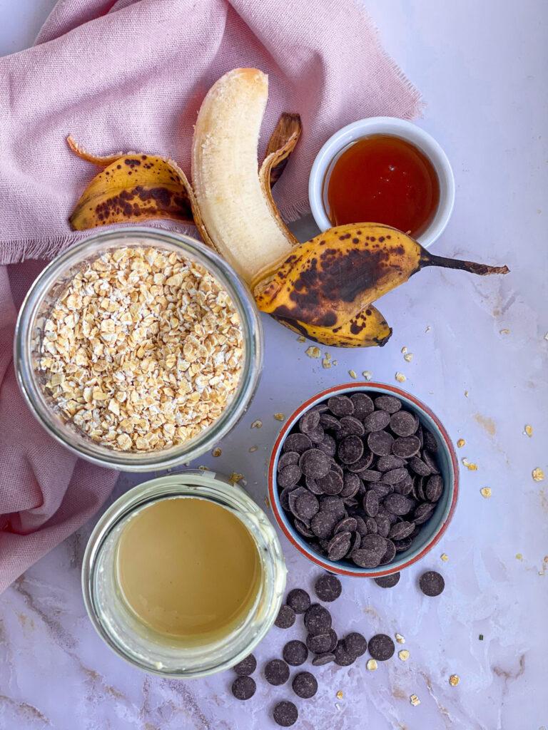 Vegan breakfast bars ingredients
