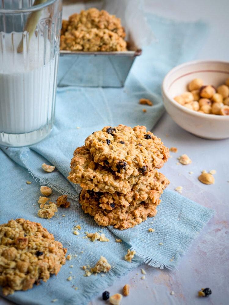 Gluten free granola cookies