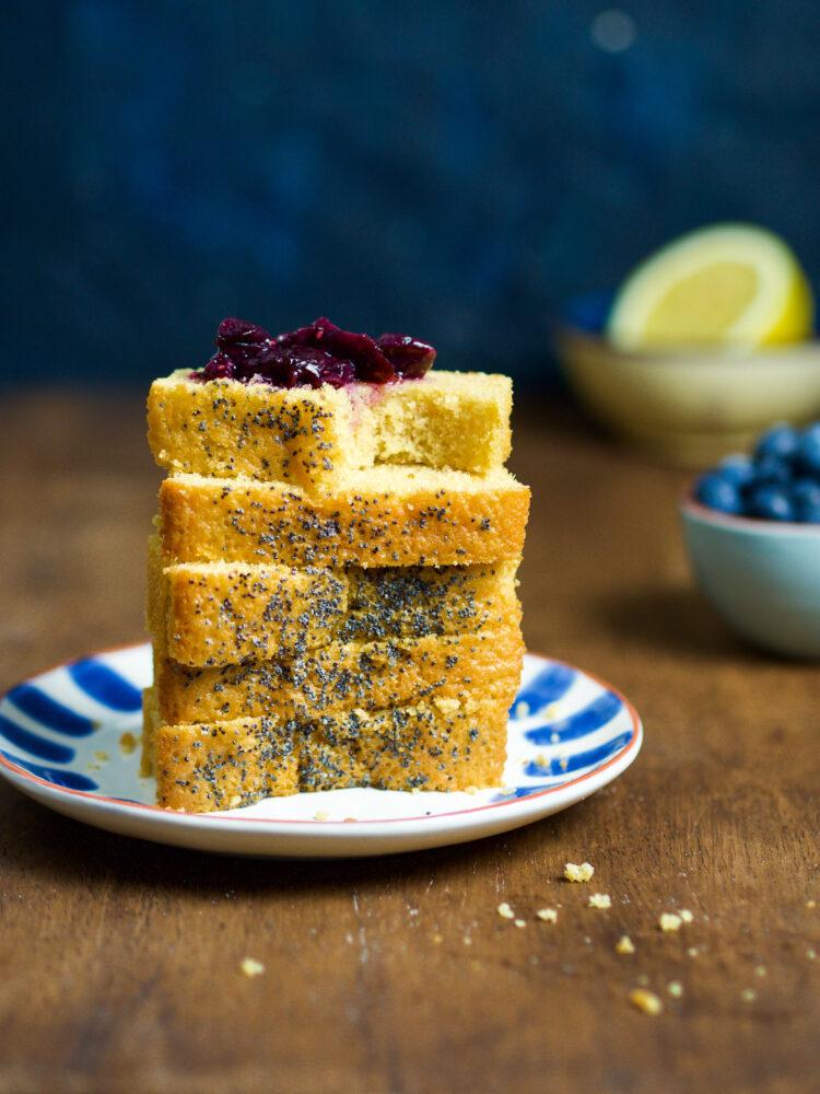 Convert cake recipes into gluten-free